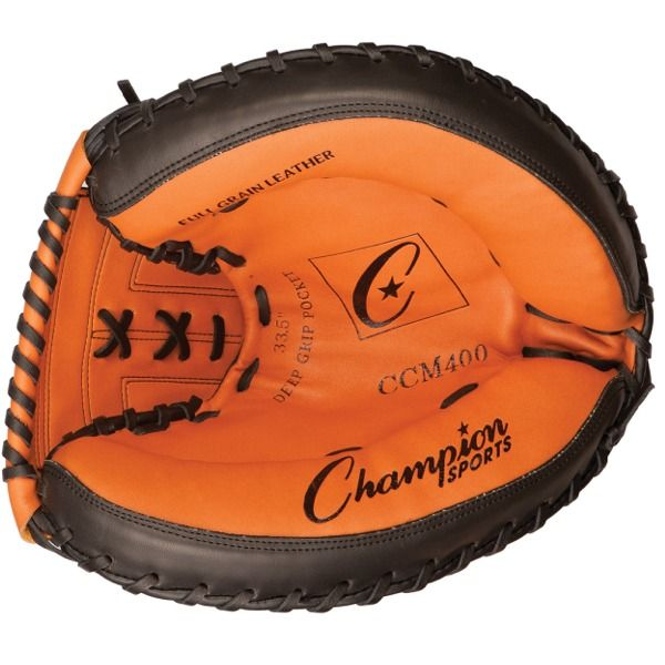 Champion Pro Series CCM400 Catcher's Mitt - model CCM400