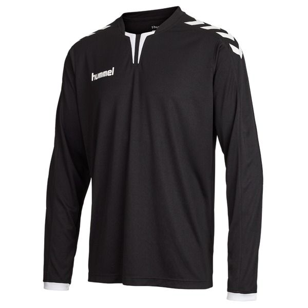 Hummel Core Poly Long Sleeve Soccer Jersey - model 04615