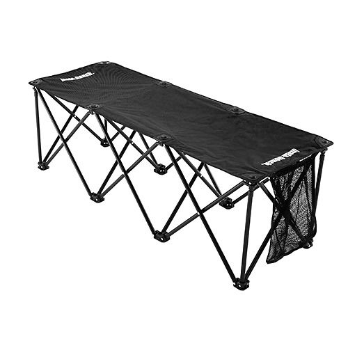 Insta-Bench Black 3-Seater Bench - model CMS0048
