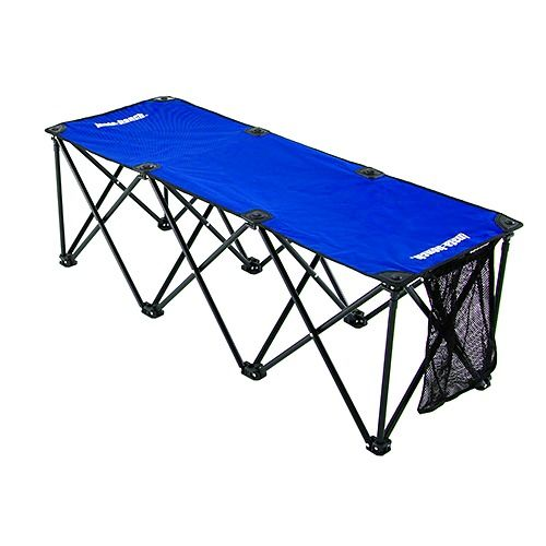 Insta-Bench Royal Blue 3-Seater Bench - model CMS0048B