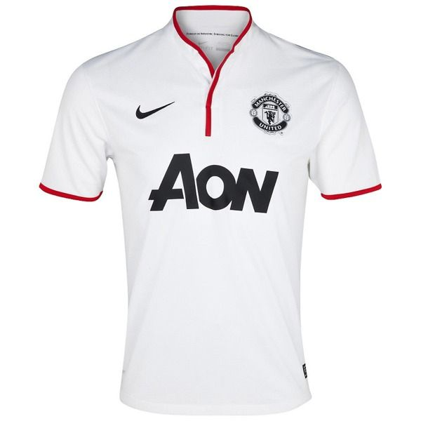 Nike Manchester United 2012-13 Official Away Jersey - model 479281