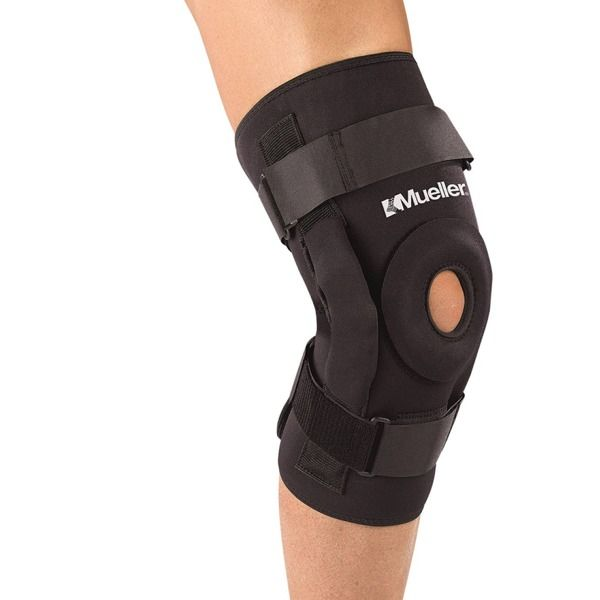 Mueller Deluxe Hinged Knee Brace - model M5333