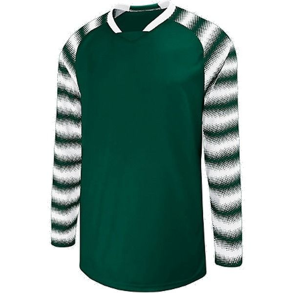 High Five Prism Forest Goalkeeper Jersey - model 24360-F