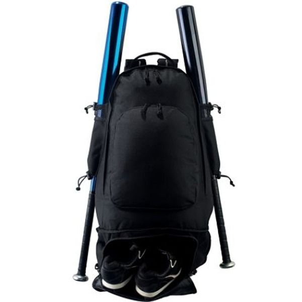 Expandable Bat/Stick Backpack - model 411