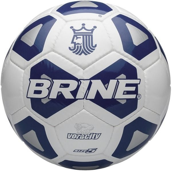 Brine Voracity Navy Soccer Ball - model SBVOR-NV