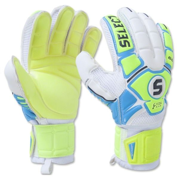 Select 66 Fingersave Goalkeeper Gloves - model 601-662-760