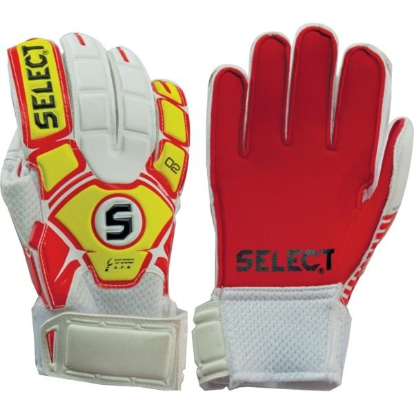 Select 02 Youth Guard Goalkeeper Gloves - model 601-02-212
