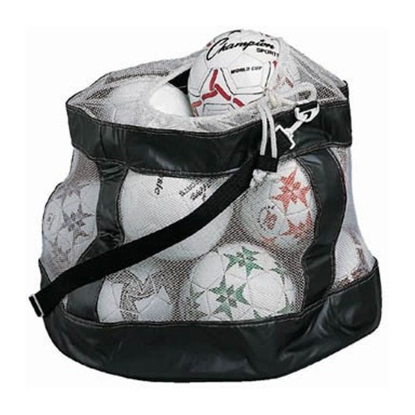 Champion Soccer Ball Bag - model CB100