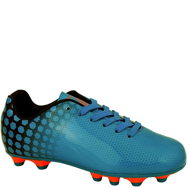 Vizari Palomar FG Blue/Black Firm Ground Soccer Shoes - model 93349