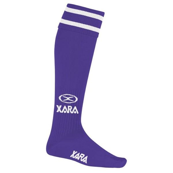 Xara Logo Soccer Socks - model 3033