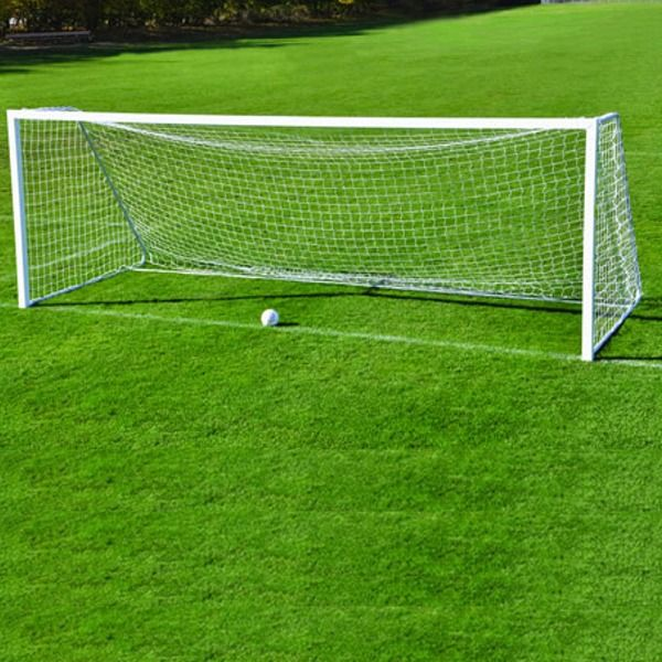 Nova Classic Square 8 x 24 Round Official Soccer Goals - model SGP-760