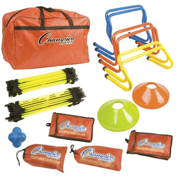 Multi Sport Speed Agility Training Kit - model SAGKIT
