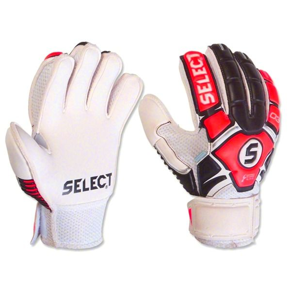Select 03 Youth Guard Fingersaver Soccer Goalkeeper Gloves - model 60-103