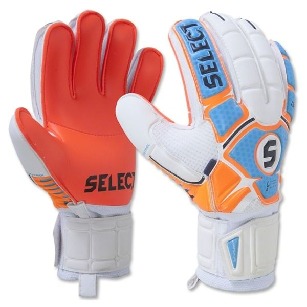 Select 33 All Round Fingersaver Soccer Goalkeeper Gloves - model 60-133-283