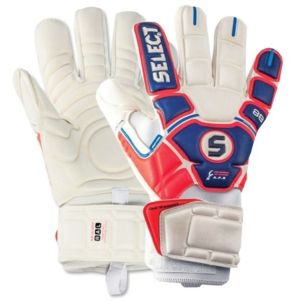 Select 88 Brillant FP Fingersaver Goalkeeper Glove - model 60-188-308