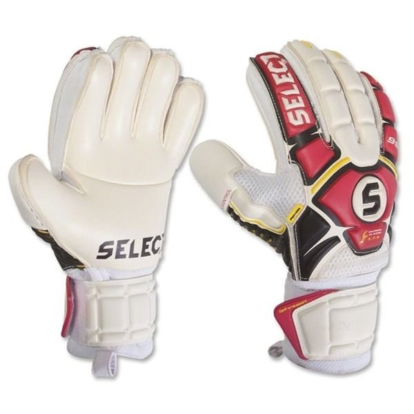 Select 99 Fingersave Goalkeeper Gloves - model 60-199-299