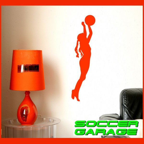 Soccer Graphic Wall Decal - model SoccerST096