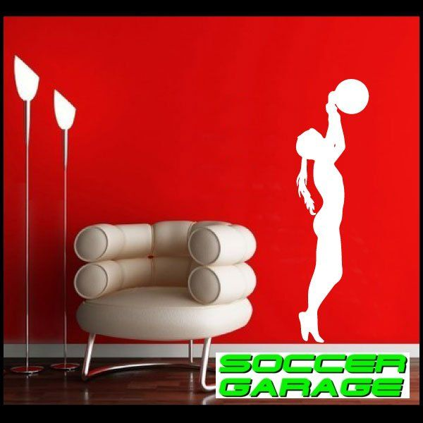 Soccer Graphic Wall Decal - model SoccerST098