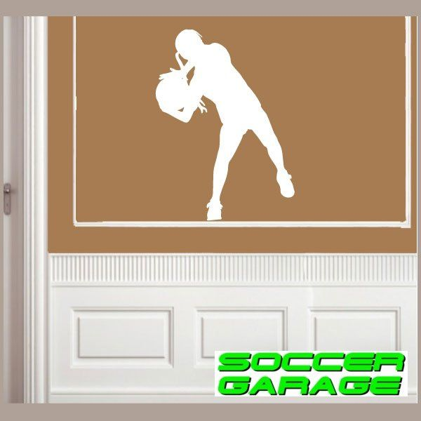 Soccer Graphic Wall Decal - model SoccerST132