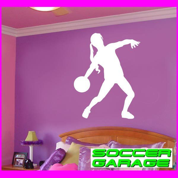 Soccer Graphic Wall Decal - model SoccerST134