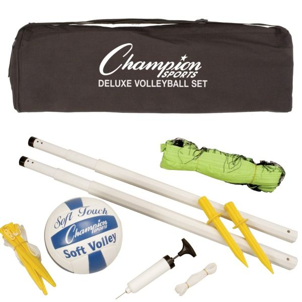 Deluxe Volleyball Set - model VBSET