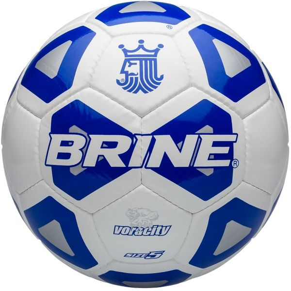 Brine Voracity Royal Soccer Ball - model SBVOR-RL