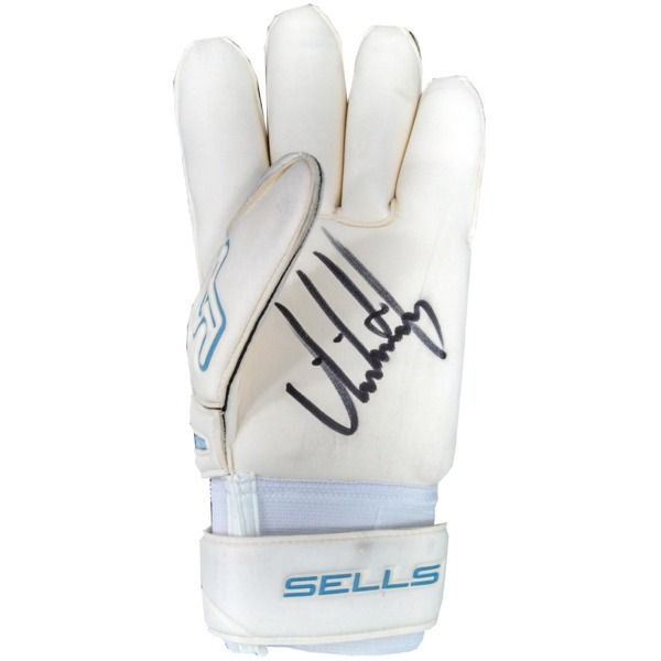 Ali Al-Habsi Autographed Sells Goalkeeper Glove - model AAHSSG