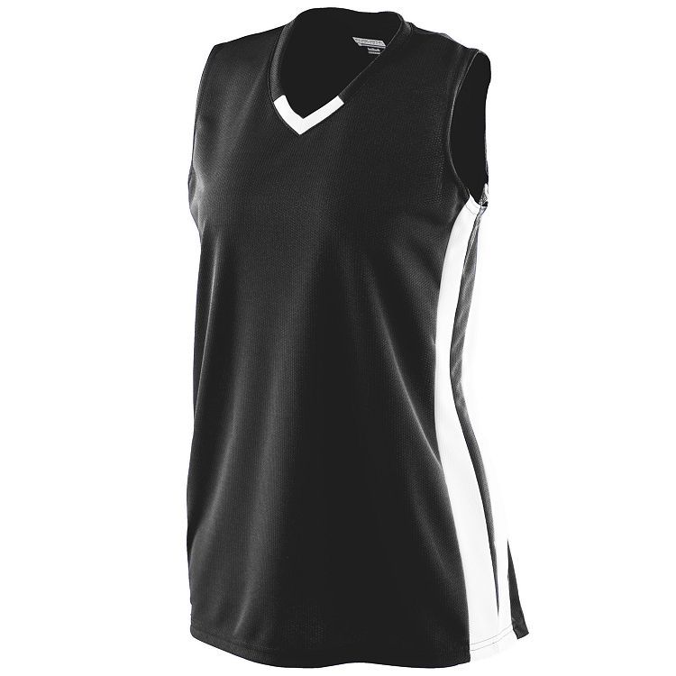Wicking Mesh Powerhouse Women&#039;s Volleyball Jersey - model 527