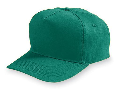 Five Panel Cotton Twill Cap - model 6202a