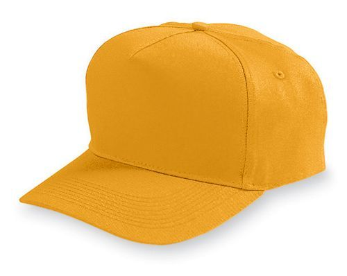 Five Panel Cotton Twill Cap - model 6202b