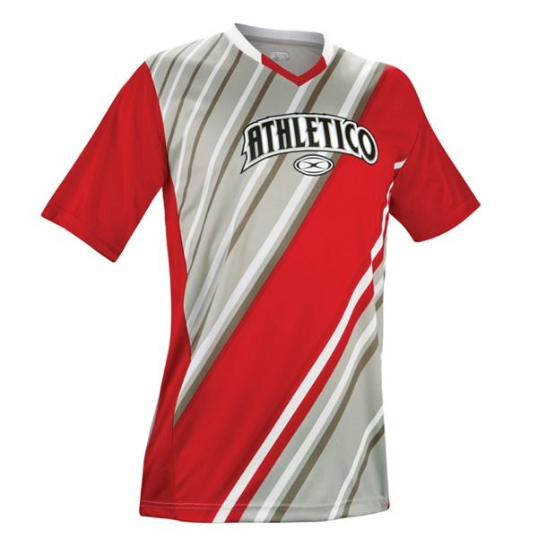 Xara Athletico Champions II Soccer Jersey - model 1041ATH