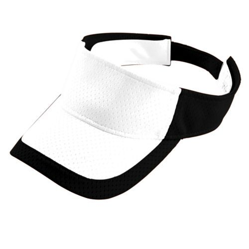 Color Block Athletic Mesh Visor - model 6248