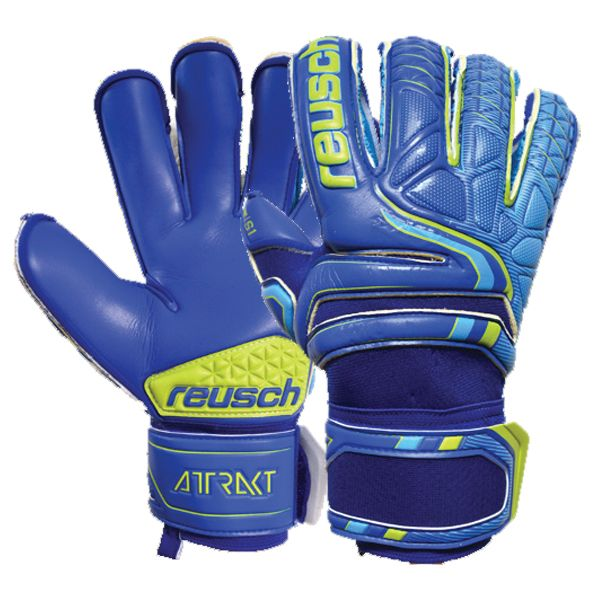 Reusch Patriot Pro-Fit Blue/Red/White Goalkeeper Jersey - model 3611605