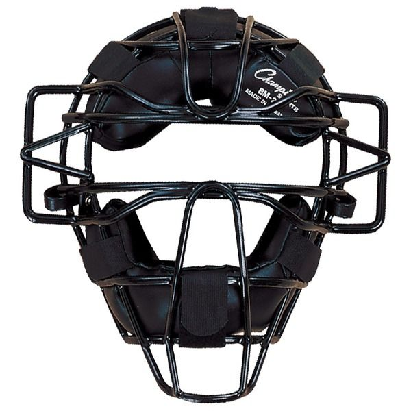 Champion Extended Throat Guard Adult Catcher's and Umpire's Mask - model BM2A