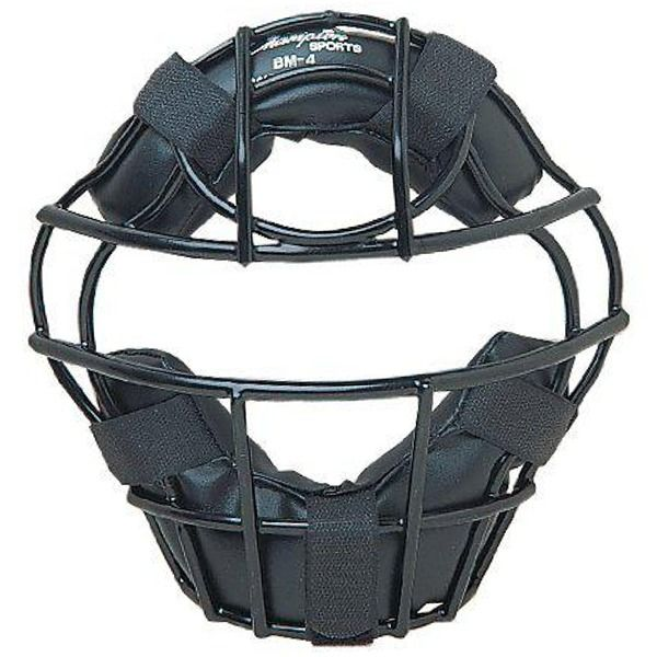 Champion Heavy-Duty Youth Catcher's/Umpire's Mask - mode BM4
