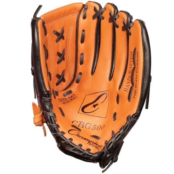 Champion CBG500 Softball Glove - model CBG500S