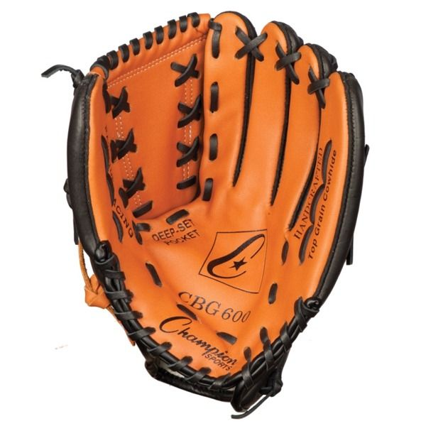 Champion CBG600 Softball Glove - model CBG600S