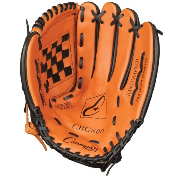 Champion CBG800 Softball Glove - model CBG800S
