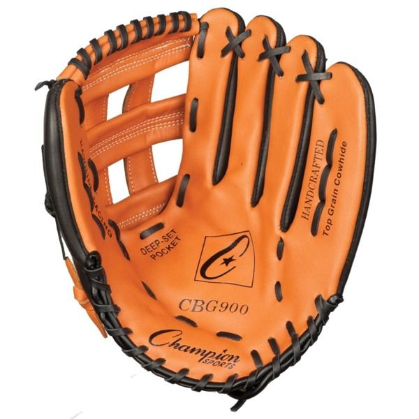 Champion CBG900 Softball Glove - model CBG900S