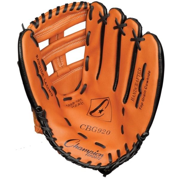 Champion CBG920 Softball Glove - model CBG920S