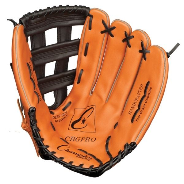 Champion CBGPRO Softball Glove - model CBGPROS