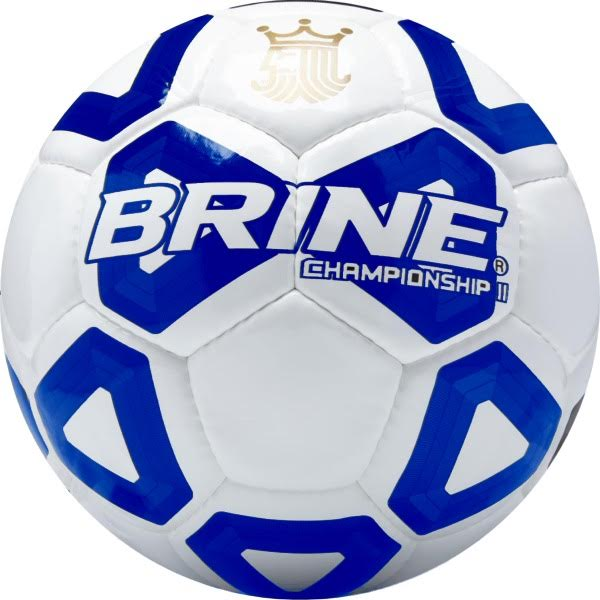 Brine Championship II Royal Soccer Ball - model SBCHMP7-RL