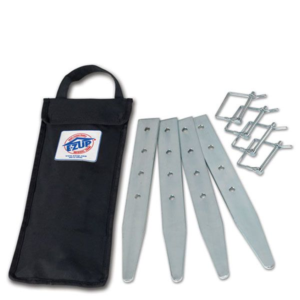 E-Z UP Deluxe Stake Kit (Set of 4) - model SKHD4