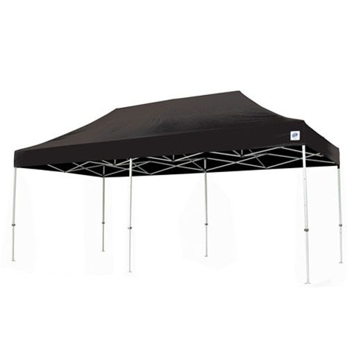 E-Z UP Eclipse II 10&#039;x20&#039; Aluminum Shelter - model ezeclip1020a