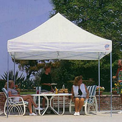 E-Z UP Vantage II 10'x10' Shelter - model ezexp10