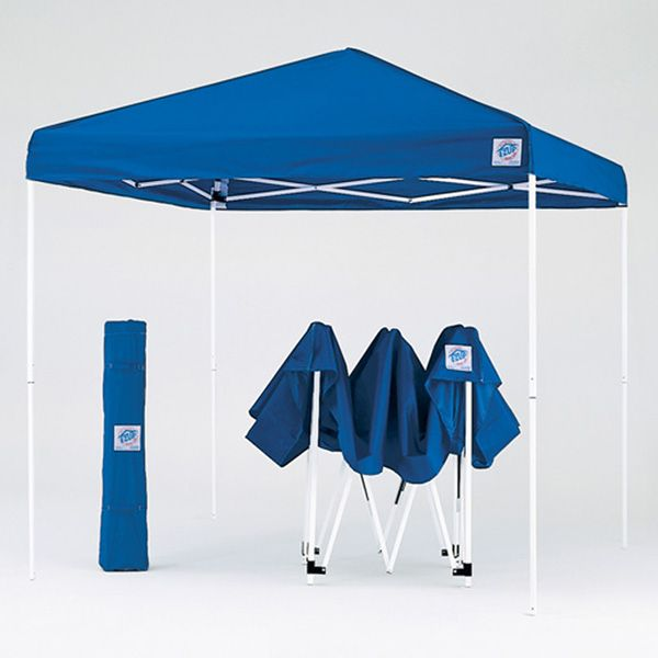 E-Z UP Pyramid II 10&#039; x 10&#039; Shelter - model ezpyr10