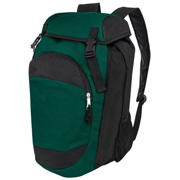High Five Gearbag Forest Green Soccer Backpack - model 27870F