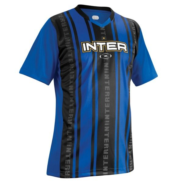 Xara Inter Milan Champions II Soccer Jersey - model 1041INT