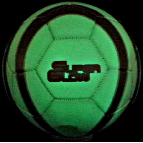Super Glow in the Dark Soccer Ball - model 91220