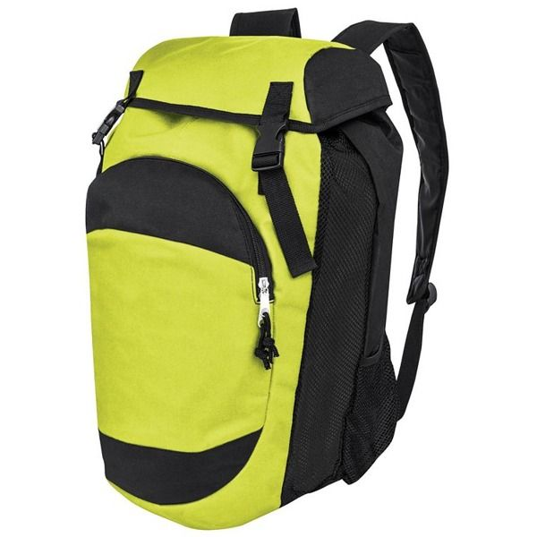High Five Gearbag Lime Green Soccer Backpack - model 27870L
